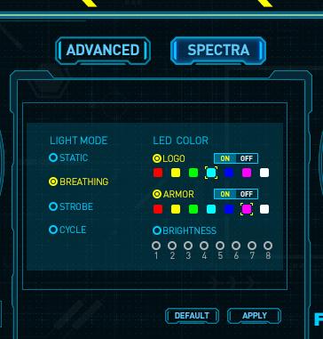 FireStorm - Spectra | ZOTAC