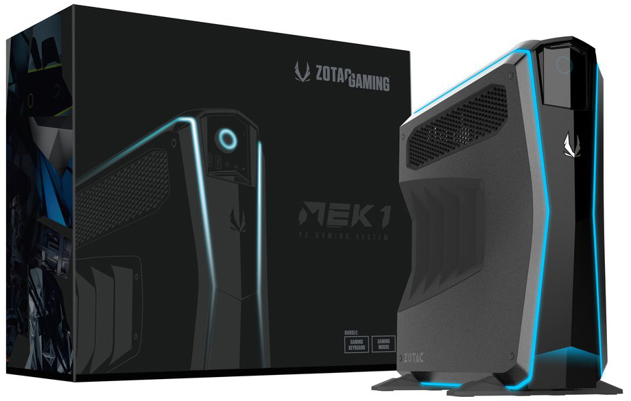 The MEK1 from ZOTAC GAMING