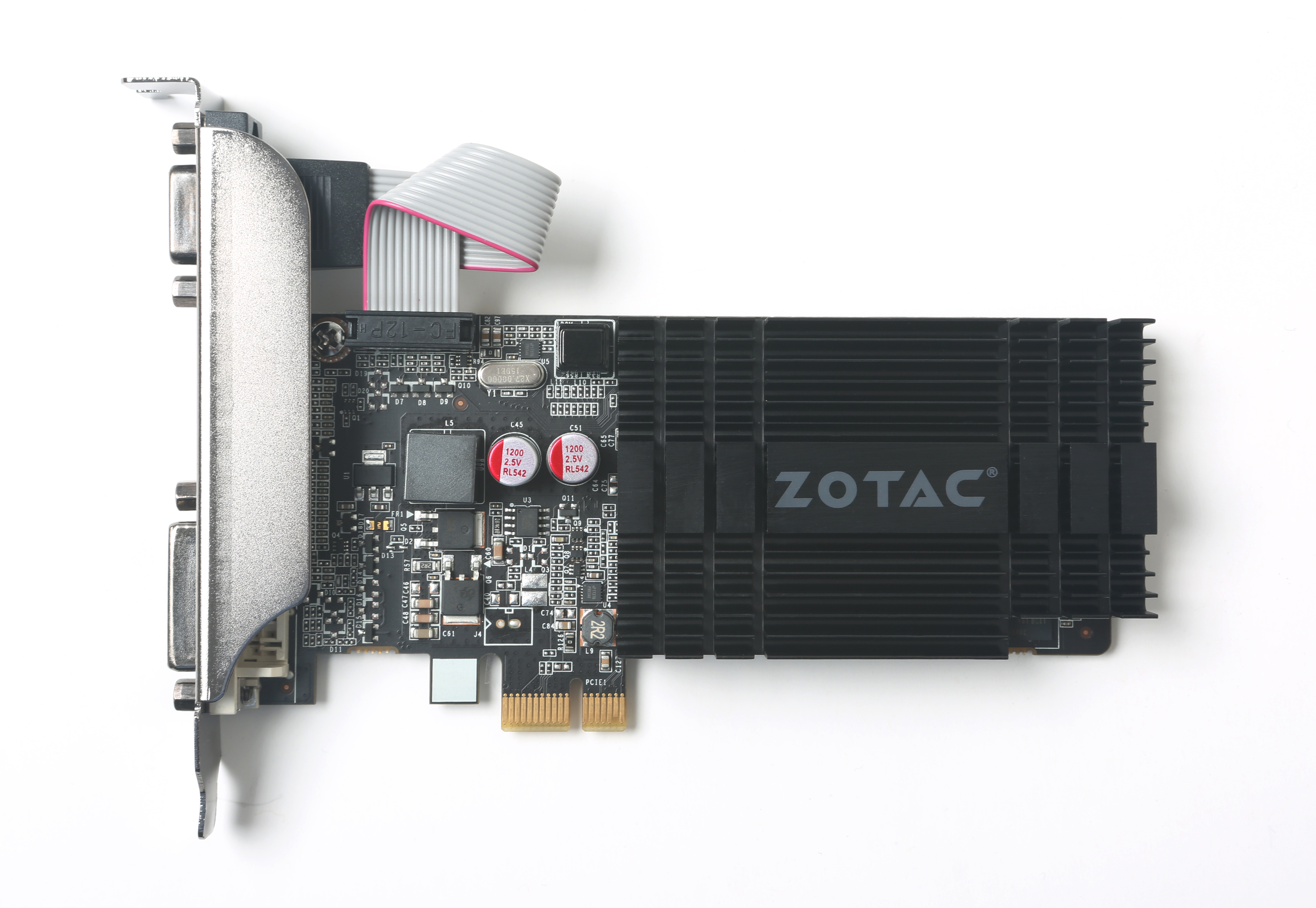 The Power of PCIe x1 | ZOTAC