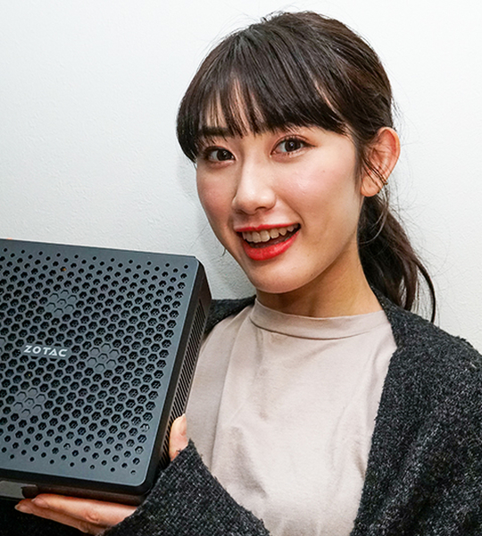 ZBOX EN52060V レビュー情報 - PC WATCH