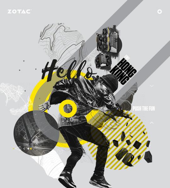 索泰助力香港电竞音乐节