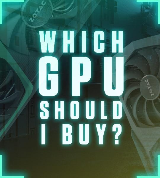 WELCHE GPU SOLLTE ICH KAUFEN?