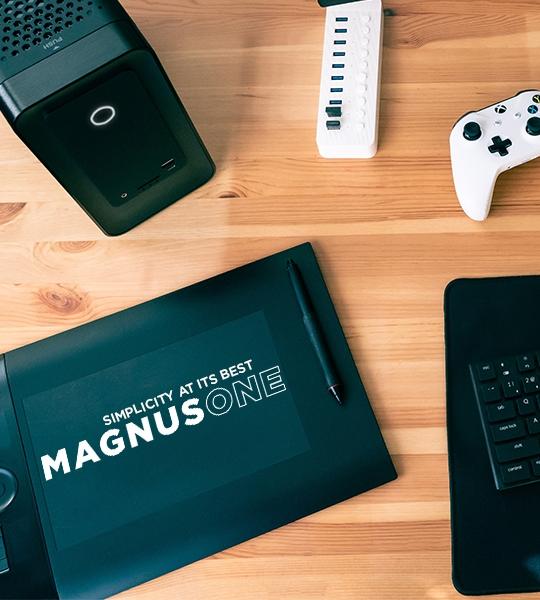 MAGNUS ONE:洗練されたデザイン