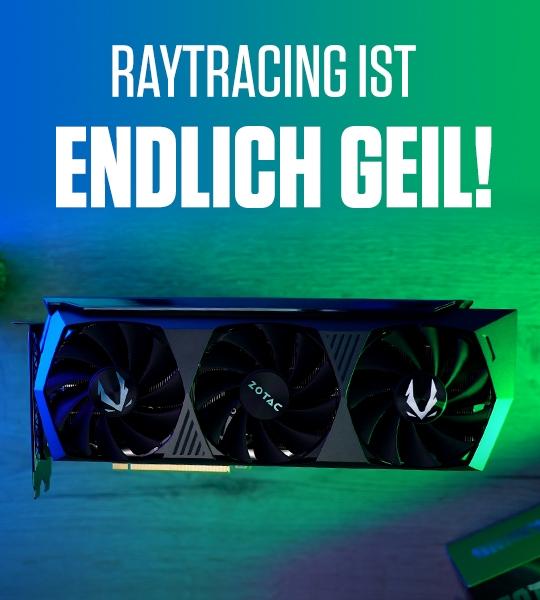 Raytracing ist ENDLICH GEIL! - PC WELT