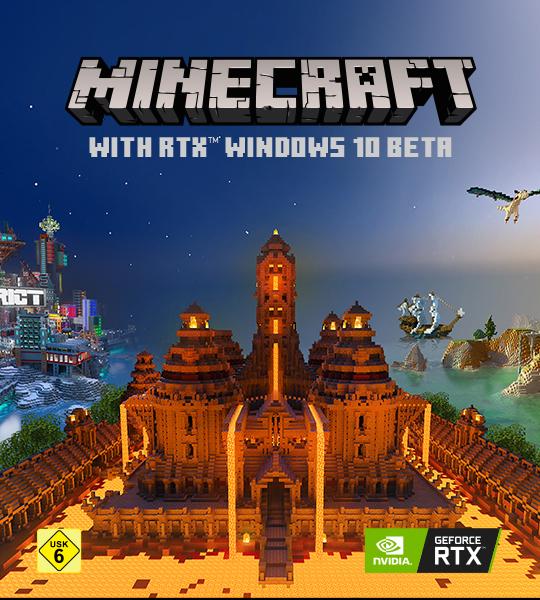 PC-WELT: SO SCHÖN ist Minecraft RTX