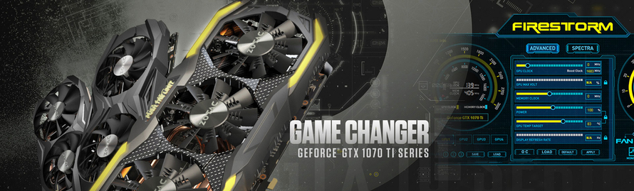 Learn how to use Firestorm to Overclock your ZOTAC GeForce GTX 1070 Ti graphics card with One Click