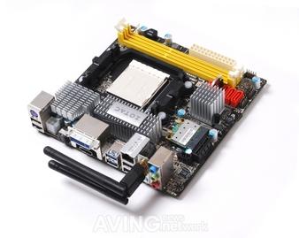 조텍, AMD 모바일 칩셋과 AM3 소켓 지원 'ITX WIFI 메인보드 2종' 출시