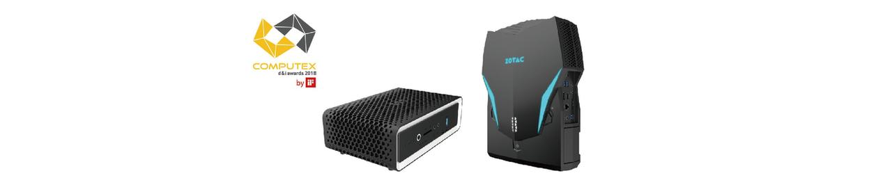 ZOTAC 榮獲台北國際電腦展創新設計獎