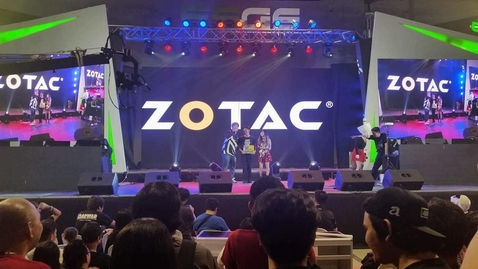 ZOTAC in Action - October 2017