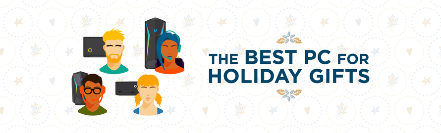 The Best PC for Holiday Gifts For The Casual Gamer, Streamer, Professional Gamer, and Content Creator