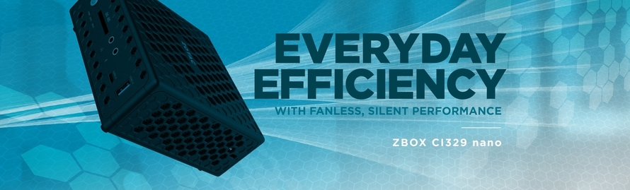 SPEED THROUGH EVERYDAY TASKS WITH THE POWER-EFFICIENT AND SILENT POWERHOUSE