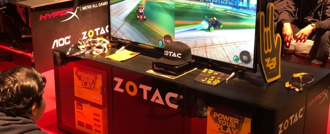 ZOTAC in Action - December 2017