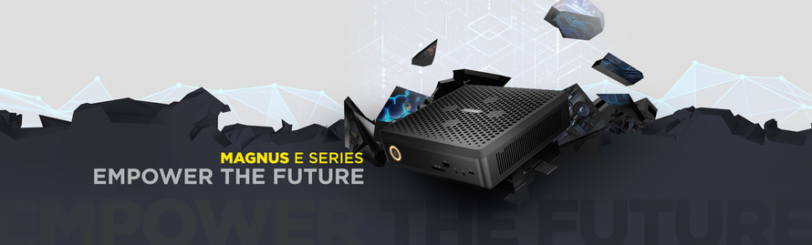 ACCELERATE CREATION WITH THE THIN AND POWERFUL ZOTAC ZBOX MAGNUS MINI CREATOR PC