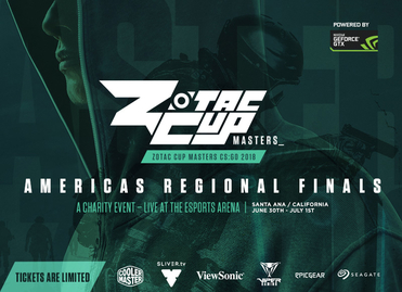 INTRODUCING THE CS:GO TEAM LINEUP ENTERING THE ZCM AMERICAS REGIONAL FINALS