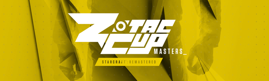 ZOTAC CUP MASTERS STARCRAFT® Brings Back the Classic To ESports With Online Qualifiers Kicking Off In the Americas