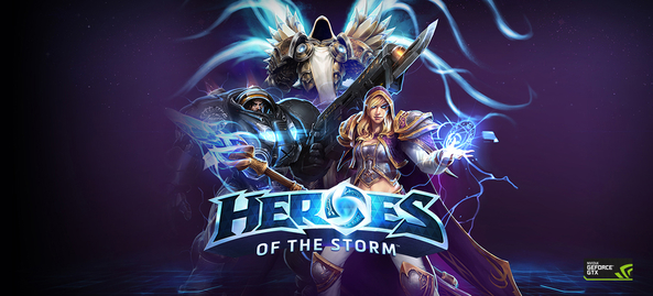 Heroes of the Storm - Be the Hero