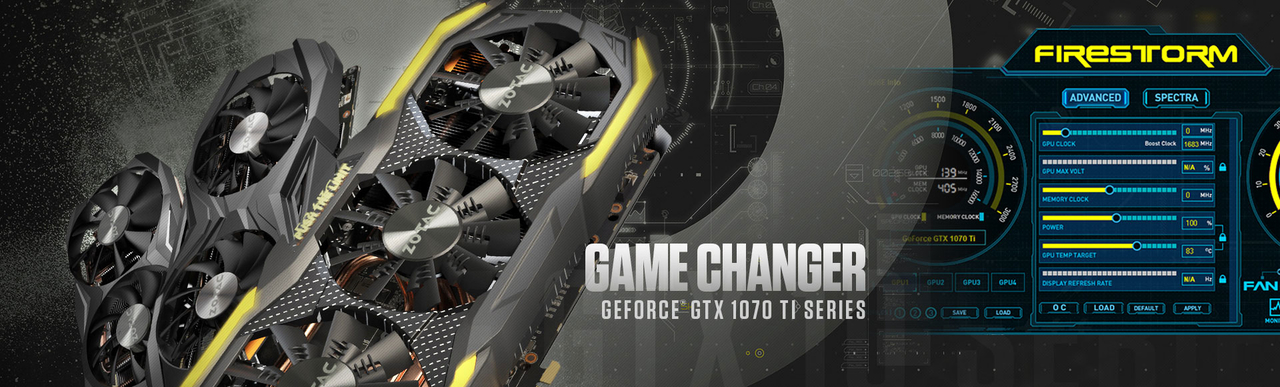 Learn how to use Firestorm to Overclock your ZOTAC GeForce GTX 1070