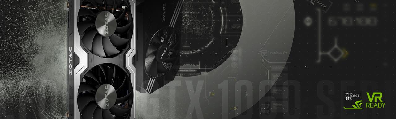 ZOTAC GeForce® GTX 1060 Series | ZOTAC