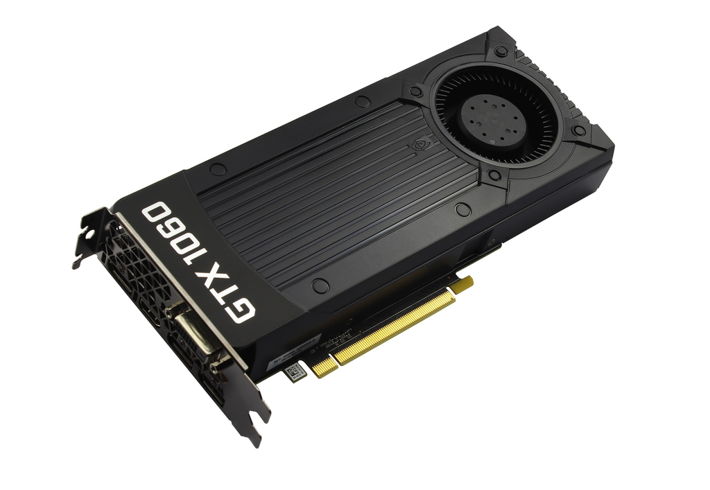索泰 GeForce® GTX1060-6GD5 麦克 PA