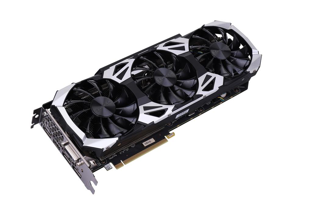 索泰 GeForce® RTX2060super-8GD6 至尊PLUS OC