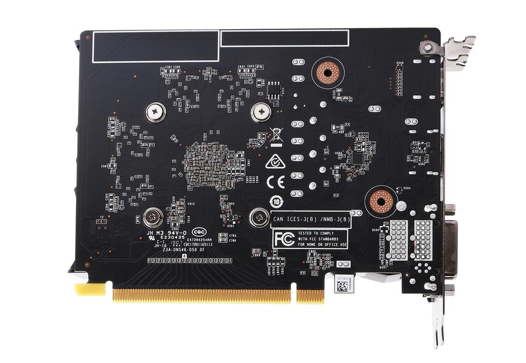 索泰 GeForce® GTX1650-4GD5 雷霆版 MA