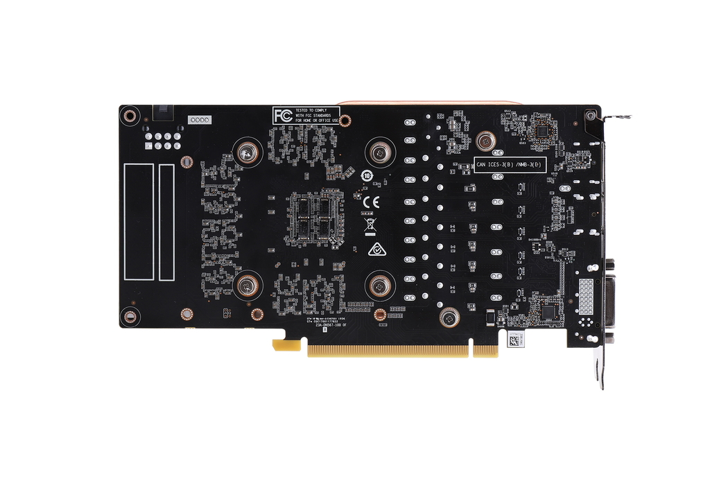 索泰 GeForce® RTX2060super-8GD6 毁灭者 HA