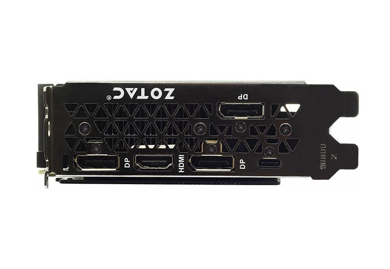 索泰 GeForce® RTX2080-8GD6 AI版 OC HA