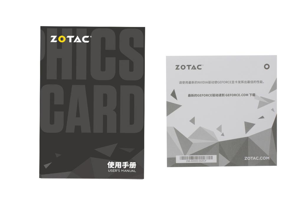 索泰 GeForce® GTX1660Ti-6GD6 霹雳版 OC HA