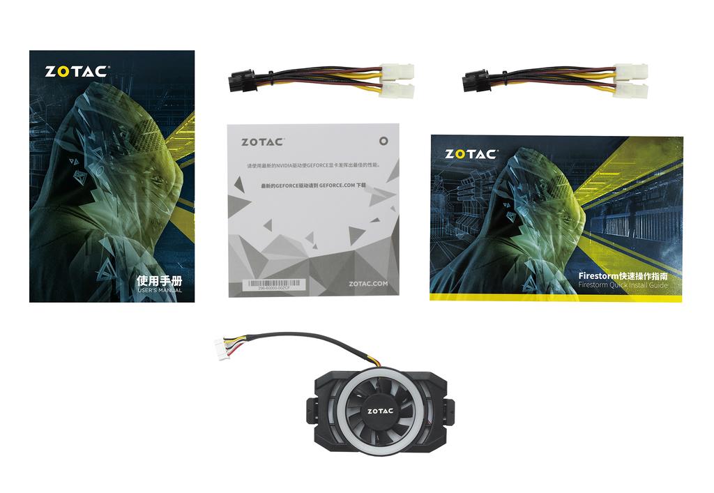 索泰 GeForce® RTX2070-8GD6 至尊PLUS