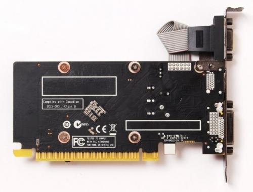 GeForce ® GT 610 Synergy 2GB