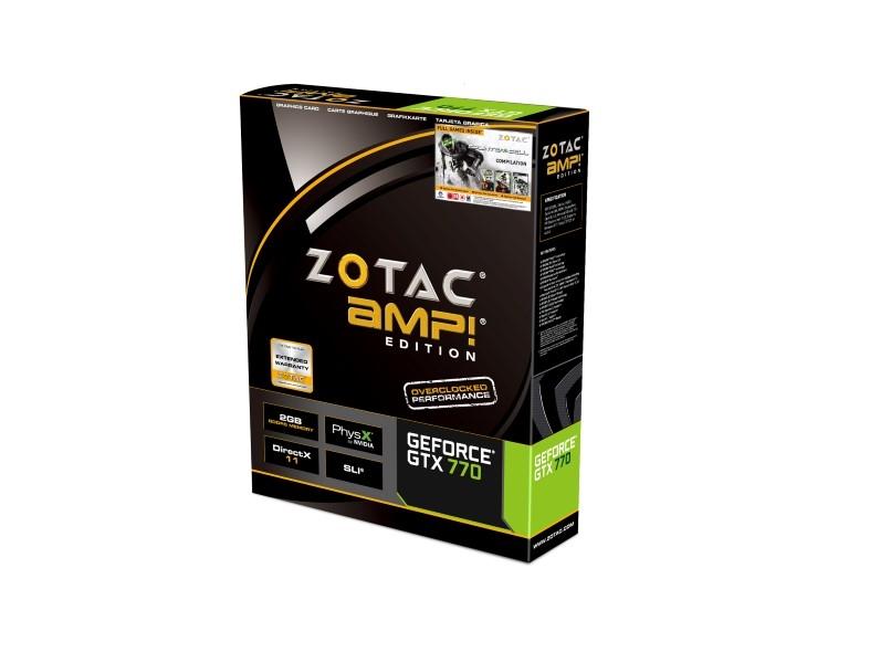 GTX 770 AMP! | ZOTAC