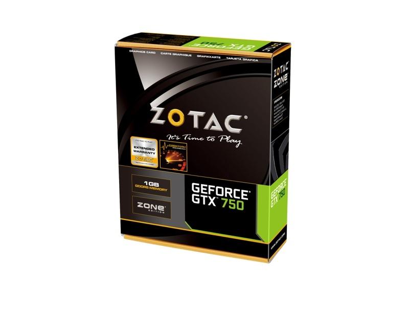 GeForce® GTX 750 ZONE