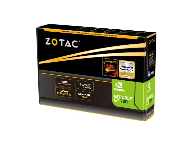 GeForce® GT 730 1GB
