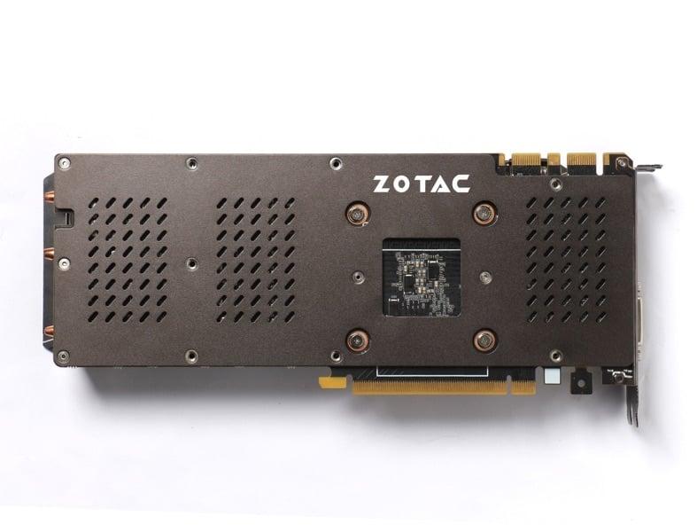 Zotac geforce gtx 970 amp! Omega core edition review: mid-range.