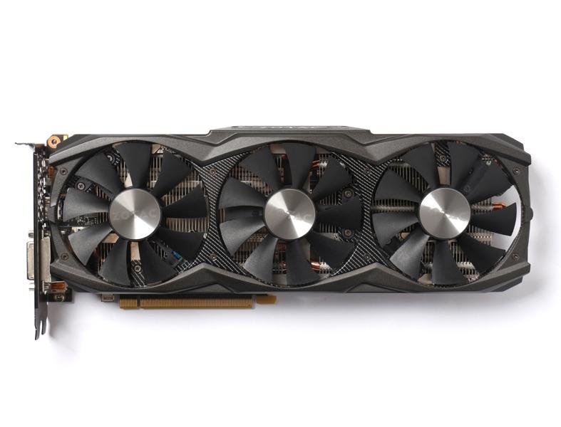 GeForce® GTX 970 AMP! Extreme Core