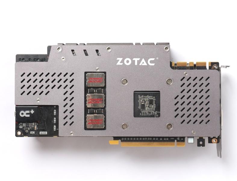 GeForce® GTX 980 AMP! Omega