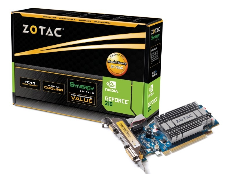 pilote carte graphique nvidia geforce 210 pour windows xp