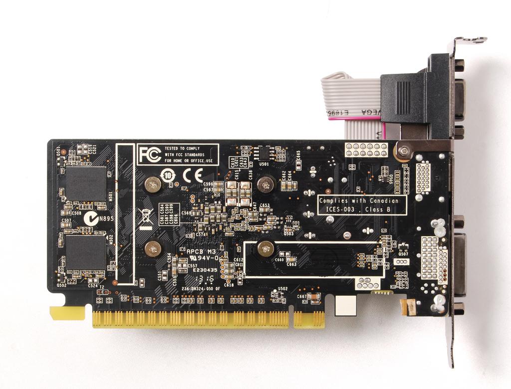 GeForce® GT 730 4GB DDR5