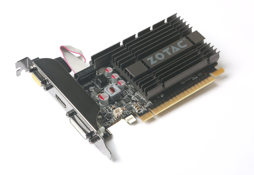 ZOTAC GeForce® GT 710 2GB DDR5 ZONE Edition