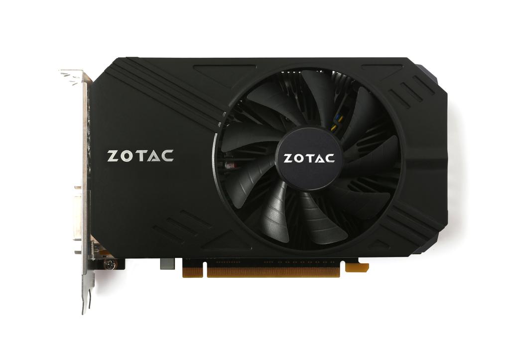GeForce® GTX 960 Single Fan 4GB