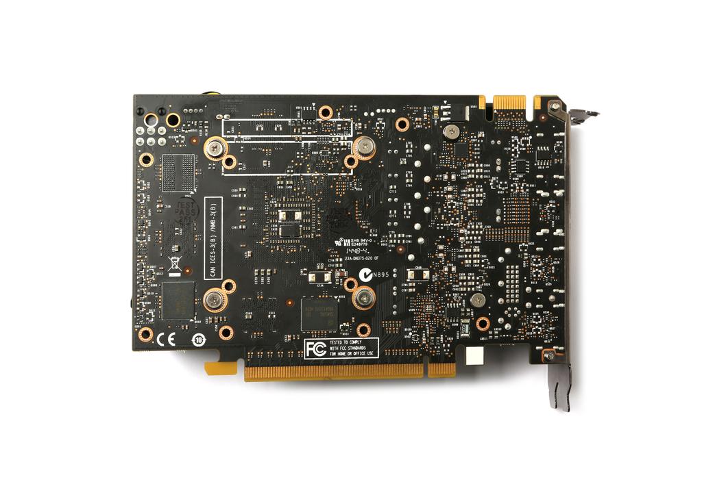 GeForce® GTX 960 Single Fan 4GB | ZOTAC
