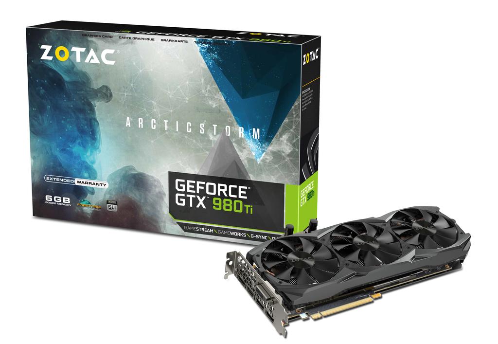 NVIDIA GeForce ® GTX 980 Ti