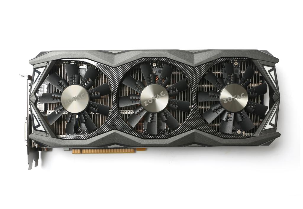 GeForce® GTX 980 Ti AMP! Extreme