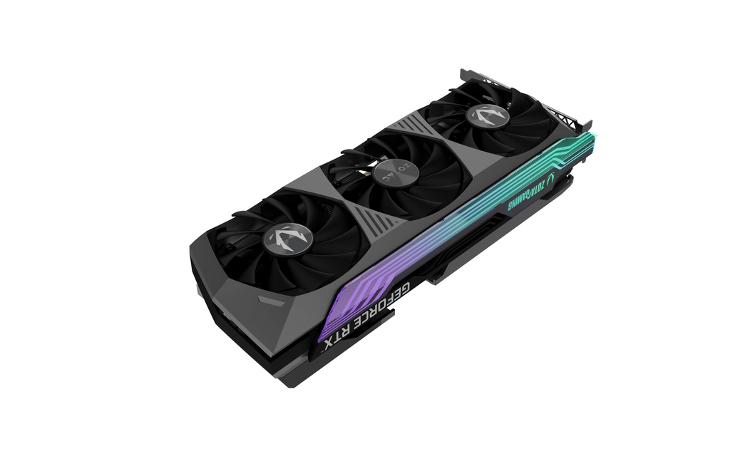 ZOTAC GAMING GeForce RTX 3080 AMP Holo