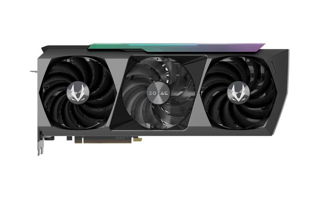 ZOTAC GAMING GeForce RTX 3080 Ti AMP Extreme Holo