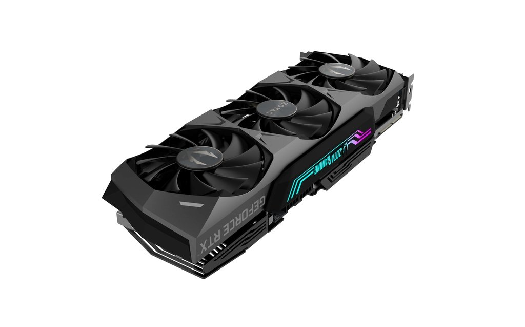 ZOTAC GAMING GeForce RTX 3090 Trinity OC