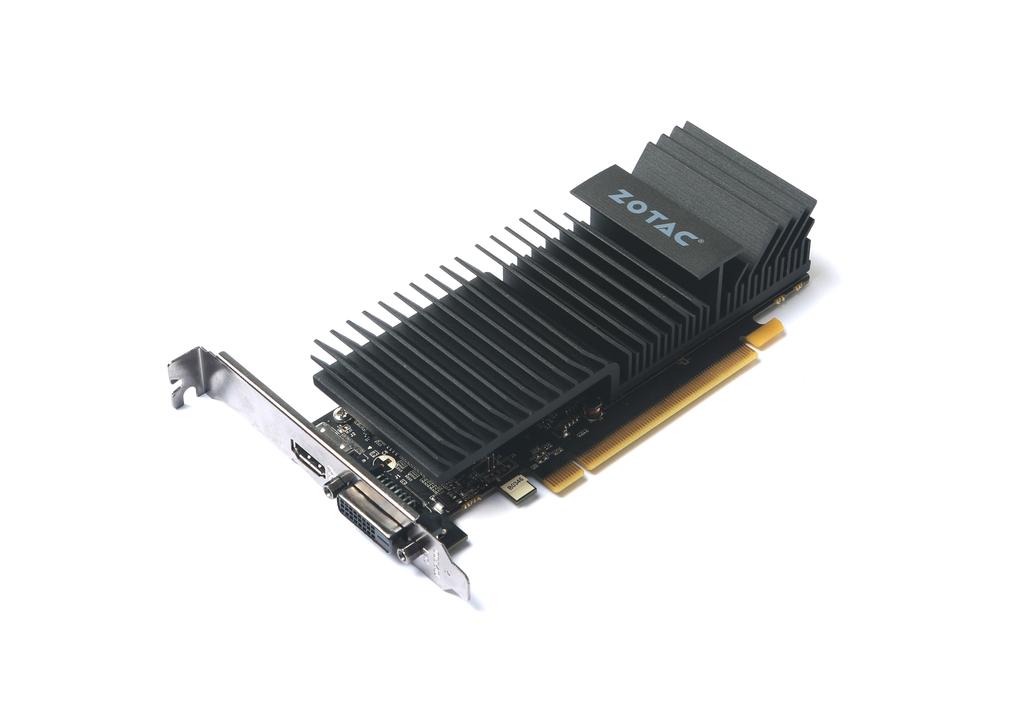 ZOTAC GeForce® GT 1030 Zone Edition