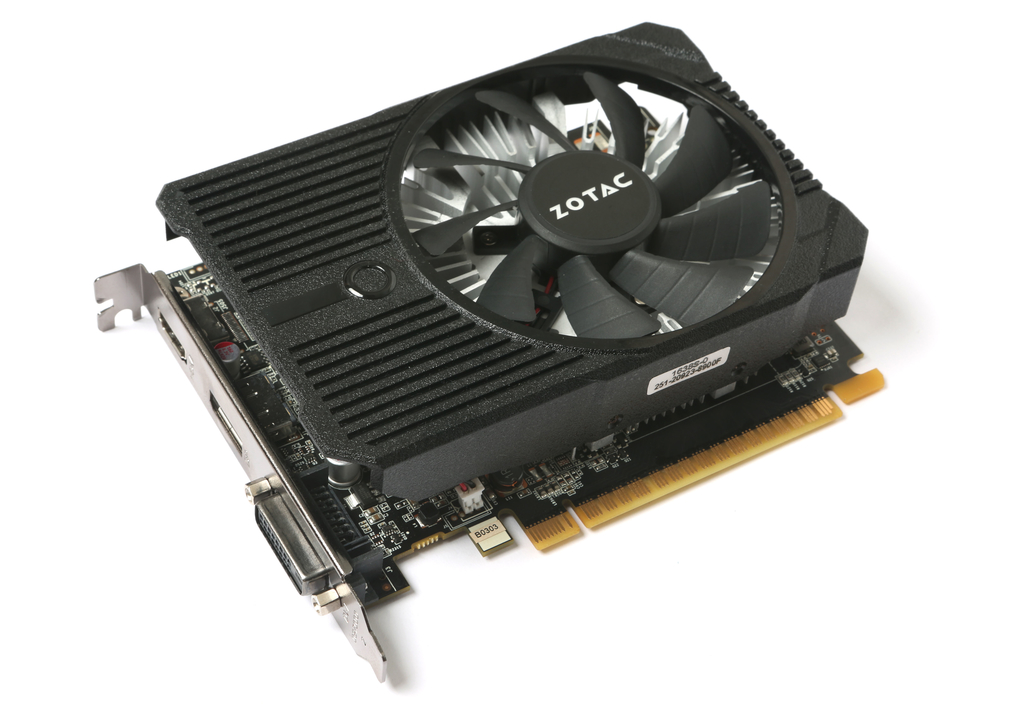 ZOTAC GeForce® GTX 1050 2GB Mini