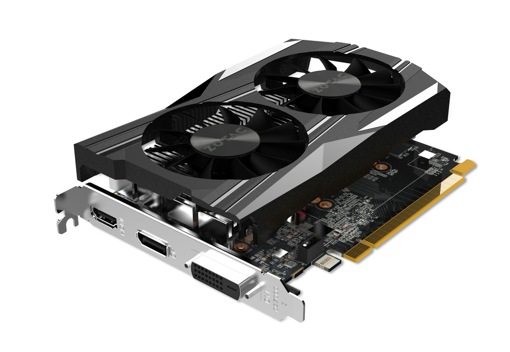 ZOTAC GeForce® GTX 1050Ti 4GB OC