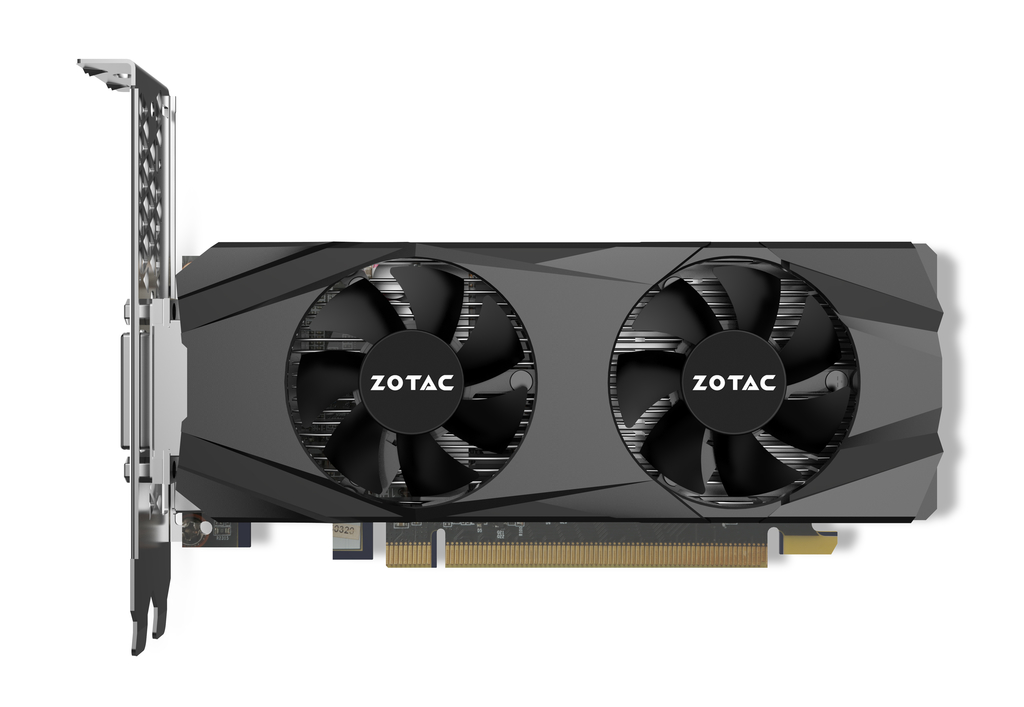 ZOTAC GeForce® GTX 1050 Ti Low Profile